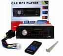 RADIO SAMOCHODOWE MP3 FM SD USB AUX MMC ISO PILOT Rodzaje odtwarzanych nośników karta SD USB