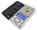 I006 Elektroniczna WAGA JUBILERSKA 200g - 0,01g !