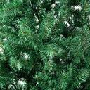 Sztuczna choinka na święta z podstawką 180 cm Kolor zielony