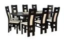 ada-meble ARKON 8 krzeseł, stół 80x160/200 NOWOŚĆ