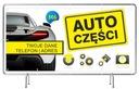 Solidny Baner reklamowy 3x1 Turbosprężarki Reklama EAN 9876821188132