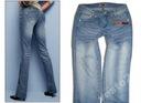 4WARDS jeansy rurki 38 40 W30L34 M/L wyprzedaż
