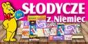 Solidny Baner Reklamowy - Słodycze z NIemiec 3x1m