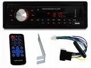 RADIO SAMOCHODOWE MP3 FM SD USB AUX MMC ISO PILOT Odtwarzane formaty plików .mp3
