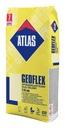 Klej do płytek Atlas Geoflex szary 25kg