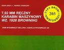 7,92 MM RĘCZNY KARABIN MASZYNOWY WZ. 1928 BROWNING