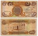IRAK 2003 1000 DINARS