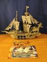 Statek Piratów - PYRATES Mega Bloks 3660