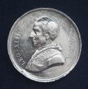 Watykan - Leon XIII - 1888 - Srebro (Bianchi) !