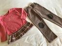 Wójcik 98 tunika  i spodnie Miss Emma
