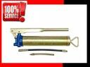 TOWOTNICA RĘCZNA 400 MM +2 wężki ELASTYCZNY+STALOW