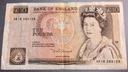 10 Funtów Brytyjskich  Seria AR