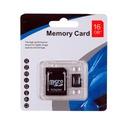 MC16 KARTA PAMIĘCI MicroSD SD HC 16GB + ADAPTER