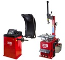 Wyposażenie Wulkanizacji Warsztatu Zestaw Maszyn