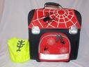 Plecak szkolny HAMA solidny SPIDERMAN sztywny