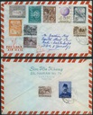 Indonesia 1959 r / via Berlin - Air Mail