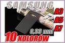 ETUI POKROWIEC 0,3mm Samsung Galaxy A3 A5 A7 2015