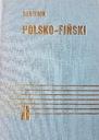 Wałęga Słownik polsko-fiński Hasła Alfabet 1986