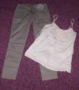 Zestaw Spodnie + Bluzka C&A roz. 36 S