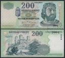 MAX - WĘGRY 200 Forintów 2004 r. # XF-