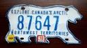 NWT 2010 - Canada - Polar Bear