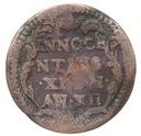 Watykan - moneta - 1 Quattrino 1688 - RZADKA !