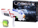 Pistolet LaserX na podczerwień.Zestaw pojedyńczy