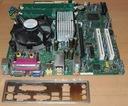 INTEL D946GZAB + PENTIUM D E2160 1,8 GHz + 1GB