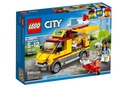 *** LEGO CITY 60150 FOODTRUCK Z PIZZĄ ***