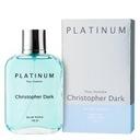 Christopher Dark Platinum Man 100ml ORYGINAŁ