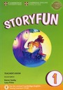 Storyfun for Starters 1 Teacher's Book Saxby