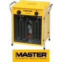 Nagrzewnica elektryczna Master B 15 EPB moc 15 kW
