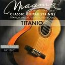 Nylonowe struny do gitary klasycznej Magma GC110T
