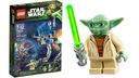 Lego Star Wars 75002 - AT-RT YODA +  GRATIS :)))