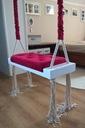 Huśtawka Swing Classic deska liny Glamour Duża HIT