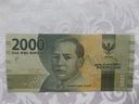 INDONEZJA 2000 RUPII H.  THAMIR 2016 r. St. UNC
