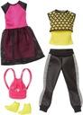 Barbie 2-Pack Ubranek DPX70 Sukienka Akcesoria