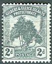 AS/Gilbert & Ellice 1911 2d Drzewo Stempl.