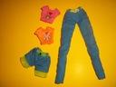 Zestaw ubranka Winx lalki Barbie