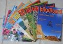 Zestaw gazet rowerowych BikeBoard - rocznik 2004