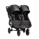 Wózek bliźniaczy Baby Jogger City Mini Black