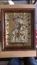 Podświetlany obraz Matki Boskiej / Święty obraz