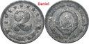 2 dinary z 1953 roku z Jugosławii