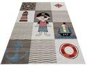 Miękki dywan dla dziecka 120x170 SOFT 13 MM ATEST!