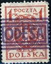 C. Polska - Odessa - prowizoria