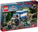 LEGO 75917 SZALEŃSTWO RAPTORA NOWE