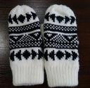 RESERVED rękawiczki damskie/młodzieżowe HIT ciepłe