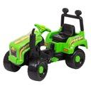 Traktor MEGA zabawka jeździk dla dzieci zielony  B