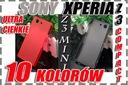 ETUI  Sony Xperia Z3 mini  Compact WYSYŁKA GRATIS