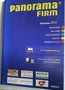 PANORAMA FIRM,WARSZAWA 2012, książka telef. firmy